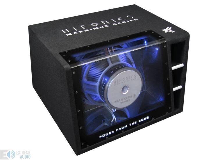 Hifonics MXZ12BP bandpass mélyláda