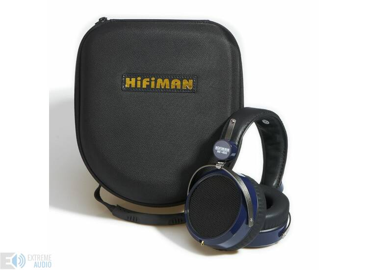 HiFiMAN HE-400 Hi-Fi fejhallgató+kemény tok