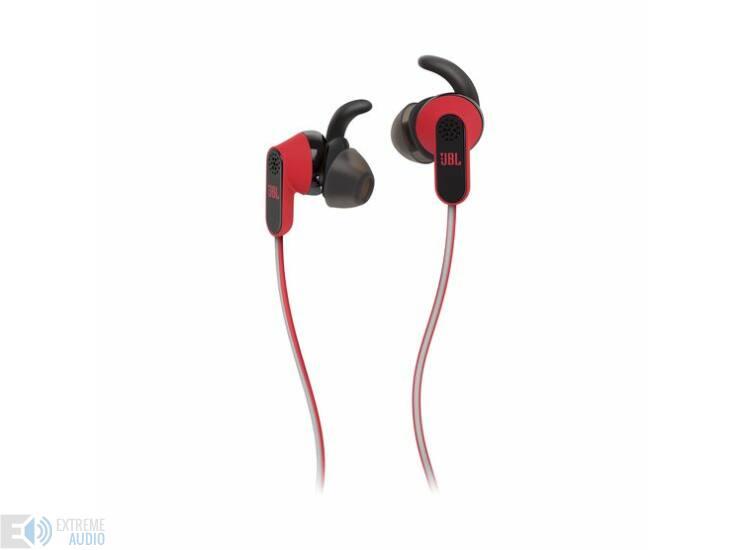 JBL Reflect Aware zajszűrős sport fülhallgató iOS, piros