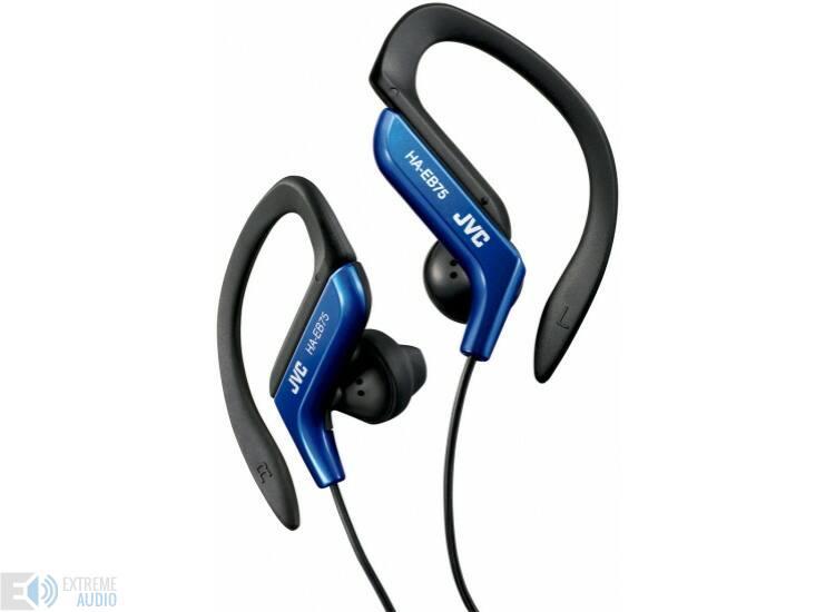 JVC HA-EB75 SPORT PRO fülhallgató, kék