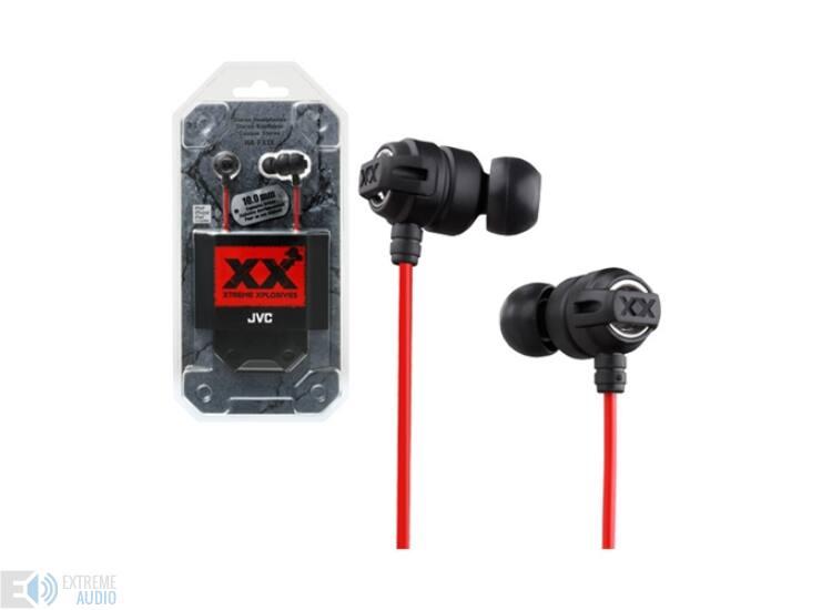 JVC HA-FX1X XX BASS PRO fülhallgató