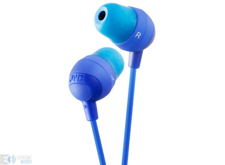 JVC HA-FX32 MARSCHMALLOW PRO fülhallható, kék