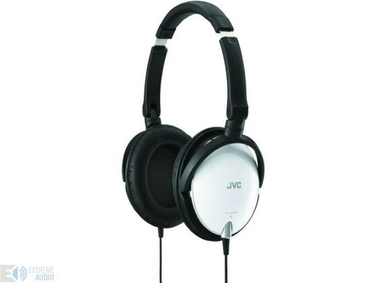JVC HA-S600 CARBON SOUND fejhallgató, fehér