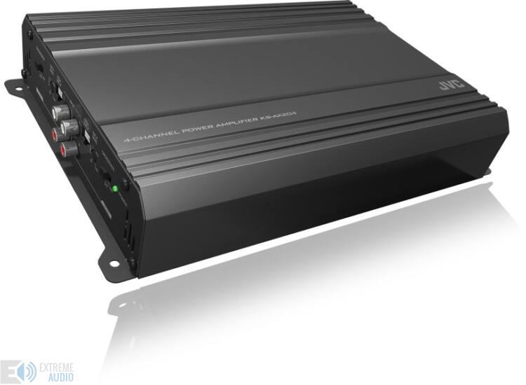 JVC KS-AX204 4 csatornás autó erősítő