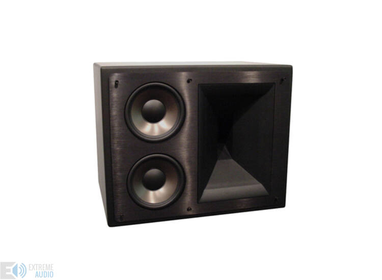 Klipsch KL-525 THX polc/sorroundsugárzó JOBB, fekete