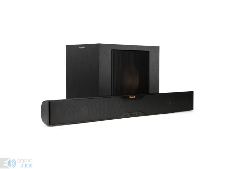 Klipsch R-20B soundbar, fekete