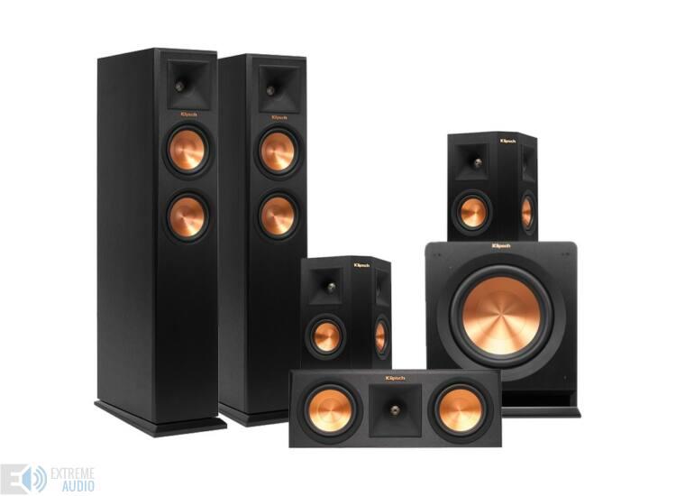 Klipsch RP-250F 5.1 hangfal szett