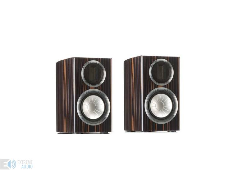 Monitor Audio GX100 hangfal pár ébenfa
