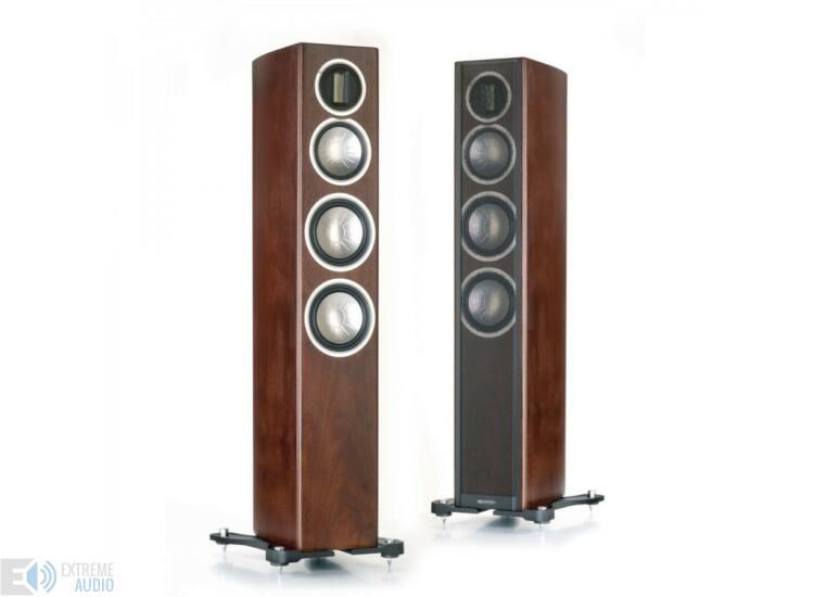 Monitor Audio GX200 hangfal pár sötét dió