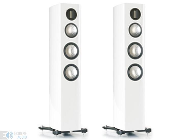 Monitor Audio GX200 hangfal pár fehér lakk