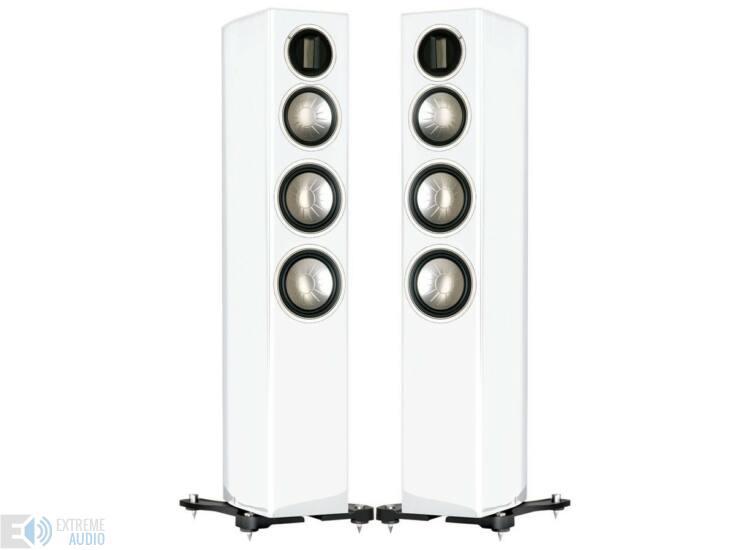 Monitor Audio GX300 hangfal pár fehér lakk