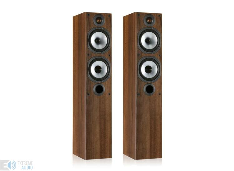 Monitor Audio MR4 hangfal pár sötét dió