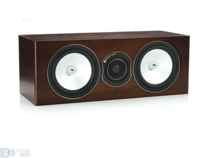 Monitor Audio Silver center hangfal sötét dió (Bolti bemutató darab)