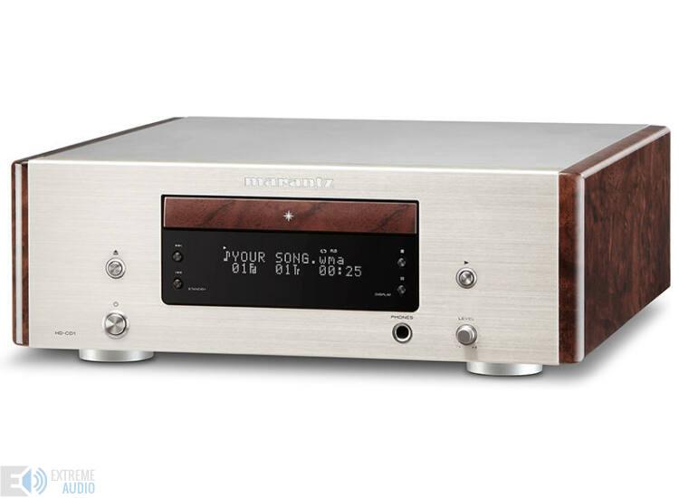 Marantz HD-CD-1lejátszó, ezüst arany