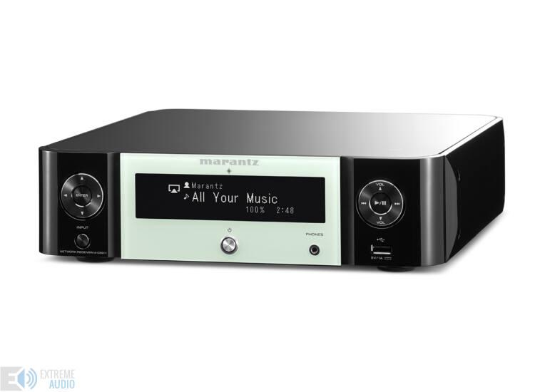 Marantz MCR511 Melody Stream menta zöld