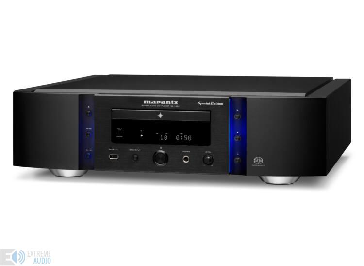 Marantz SA-14S1 SE CD/SACD lejátszó, fekete