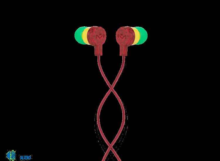 Marley (EM-JE070-RA) Mystic fülhallgató rasta