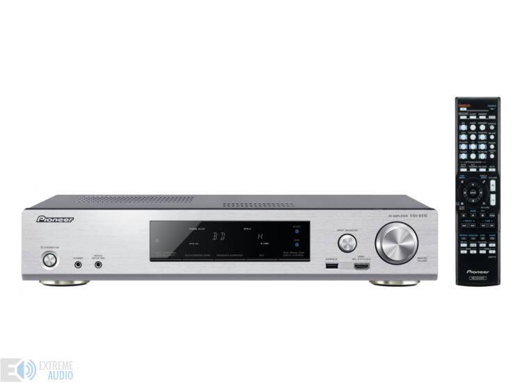 Pioneer VSX S510 6.2 házimozi erősítő ezüst
