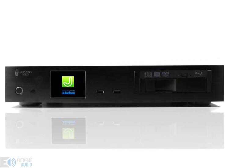 Popcorn Hour C300 + BDR300 bluray olvasó ethernet/HDD multimédiás lejátszó DEMO bemutató készülék