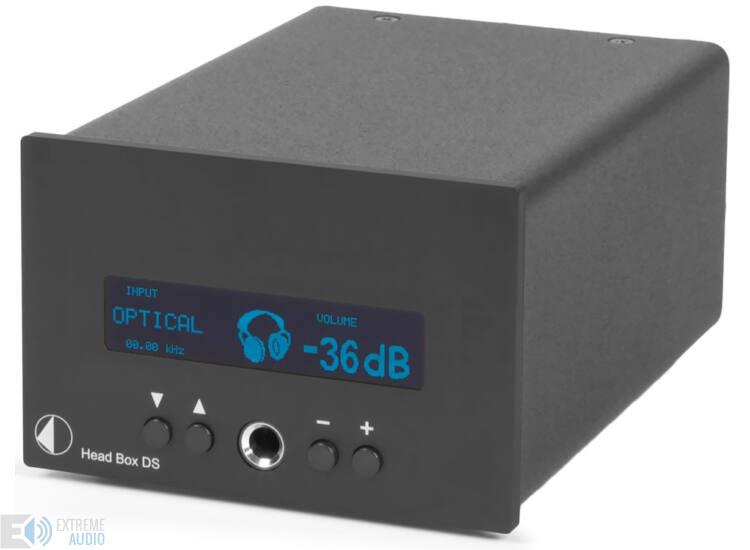 Pro-Ject Head Box DS fejhallgató erősítő