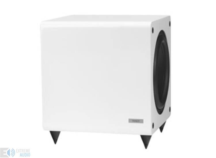 Tannoy TS 2.10 aktív mélysugárzó magasfényű fehér