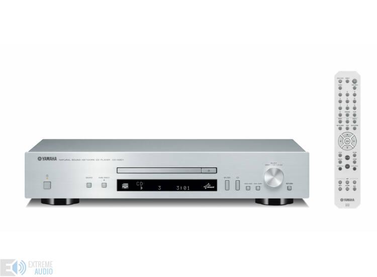Yamaha CD-N301 hi-fi CD lejátszó ezüst