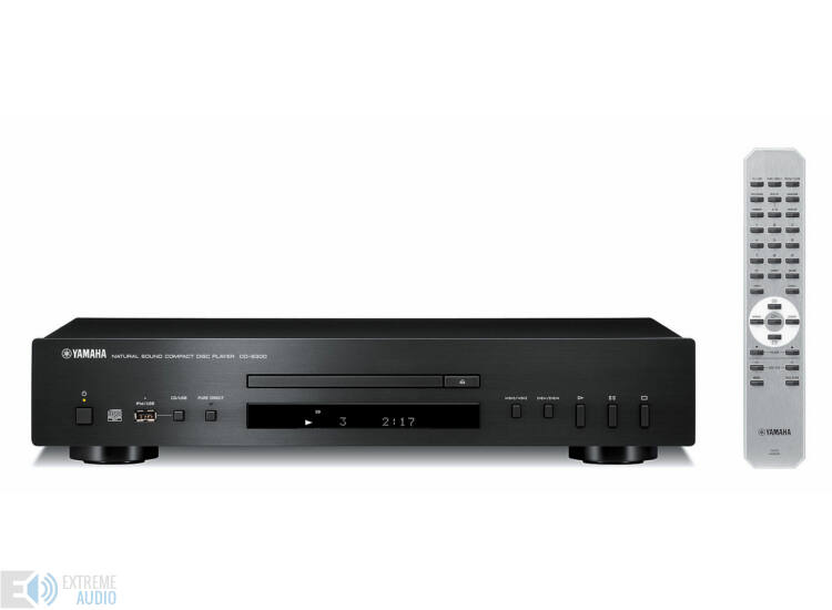 Yamaha CD-S300 CD lejátszó (Bemutató darab)