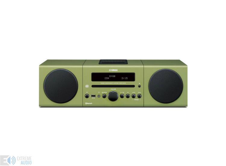 Yamaha MCR-042 Mikro Hi-Fi zöld