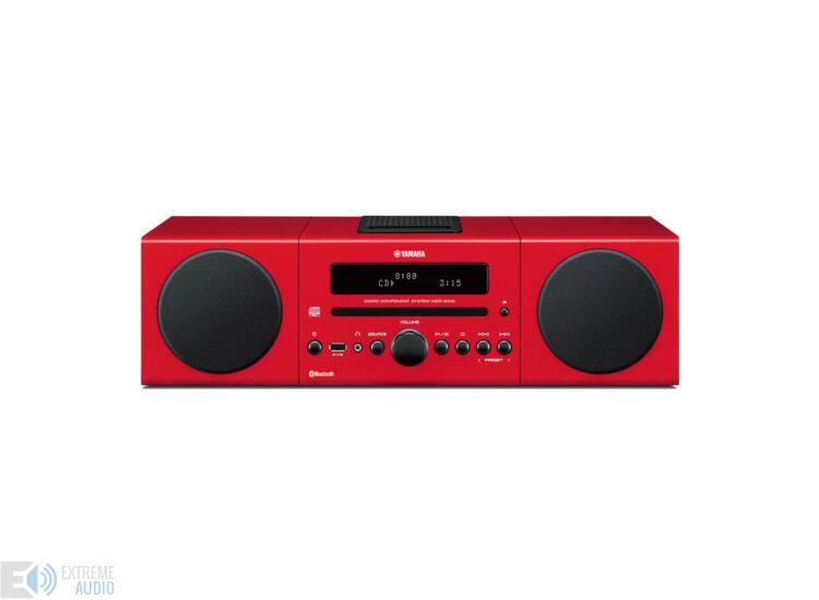 Yamaha MCR-042 Mikro Hi-Fi piros