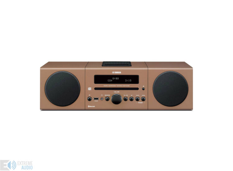 Yamaha MCR-B142 Mikro Hi-Fi szürke