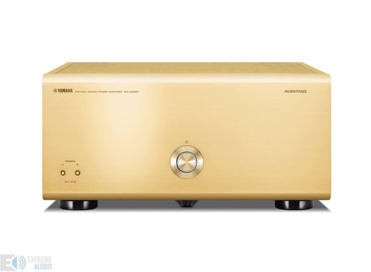 Yamaha AVENTAGE MX-A5000 11.2 házimozi végerősítő arany
