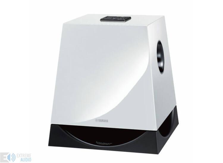 Yamaha NS-SW700 mélysugárzó zongoralakk fehér