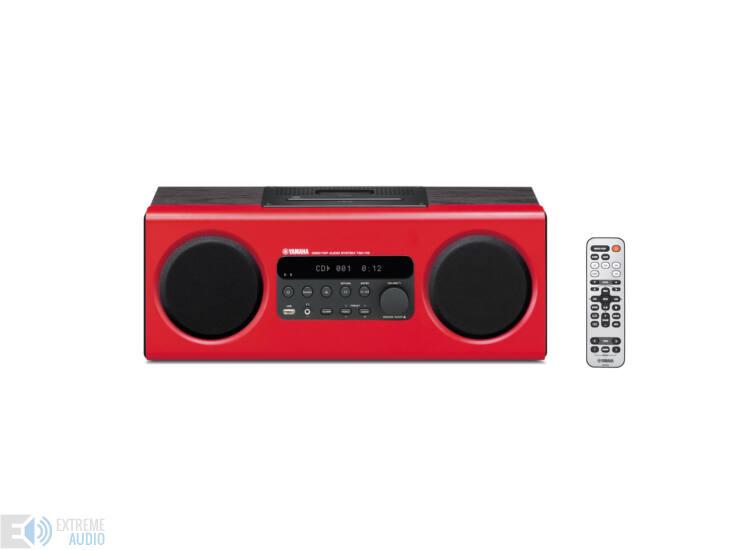 Yamaha TSX-112 iPhone/iPod dokkoló, piros