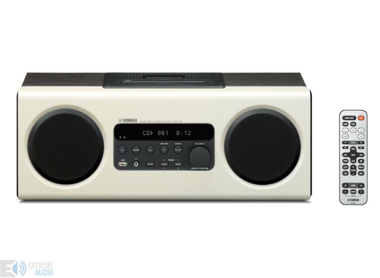 Yamaha TSX-112 iPhone/iPod dokkoló, fehér
