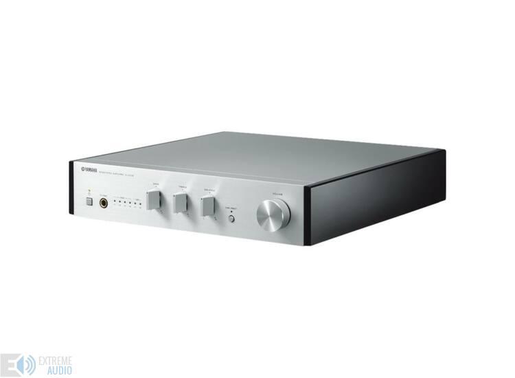 Yamaha AU-670 sztereó erősítő USB DAC ezüst