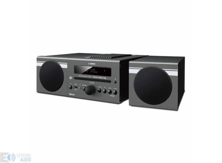 Yamaha MCR-B043 mikro hi-fi szürke