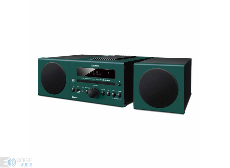 Yamaha MCR-B043 mikro hi-fi zöld