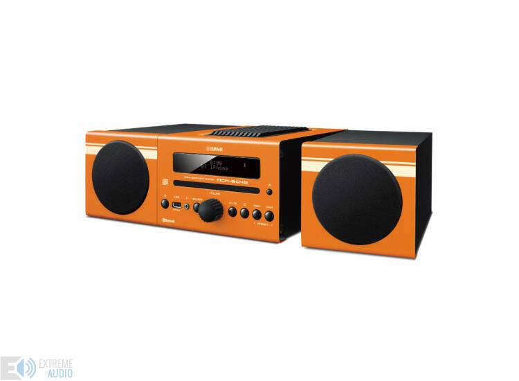 Yamaha MCR-B043 mikro hi-fi narancs