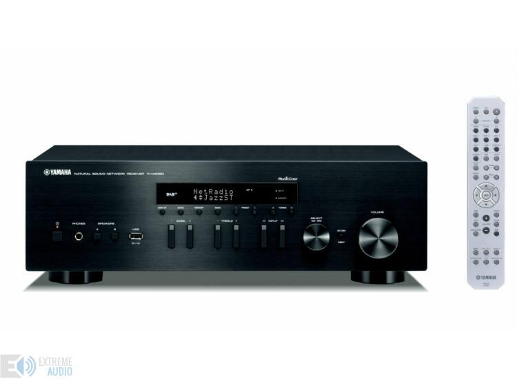 Yamaha R-N402D Sztereó hálózati rádióerősítő, MusicCast
