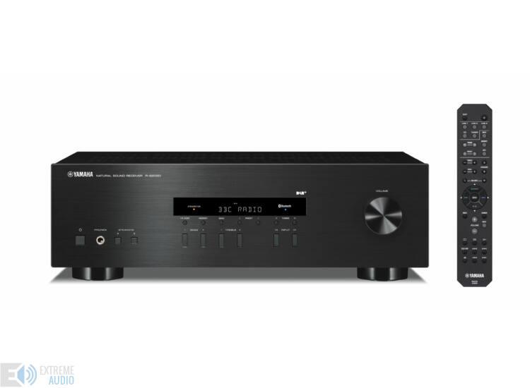 Yamaha R-S202D Sztereó DAB/DAB+ rádióerősítő