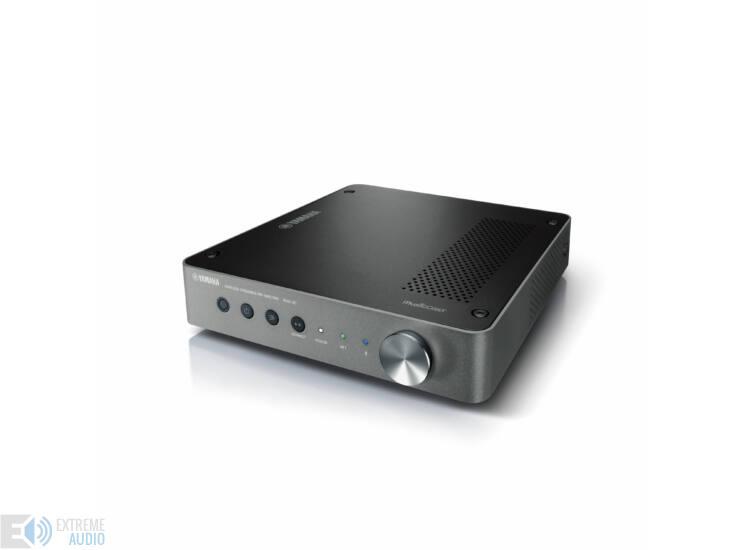 Yamaha WXC-50DS Sztereó hálózati előerősítő, sötét ezüst MusicCast
