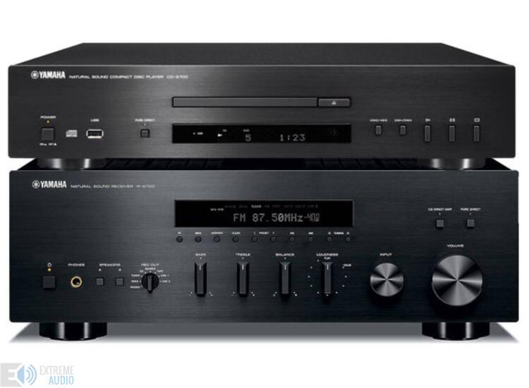 Yamaha R-S700 + CD-S700 Sztereó szett