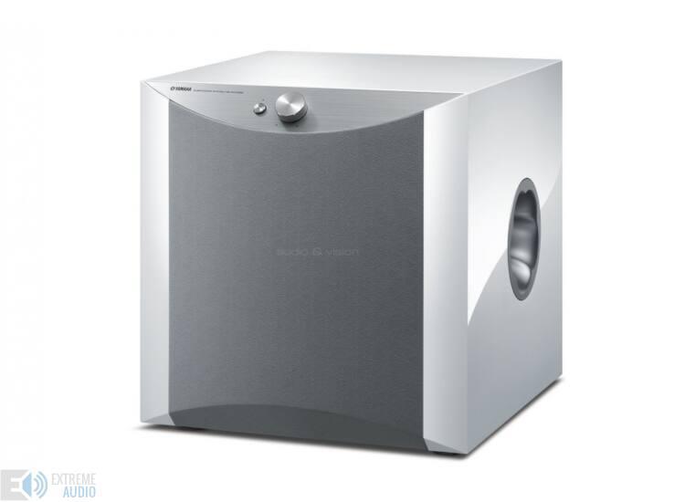 Yamaha NS-SW 1000 mélysugárzó zongoralakk fehér