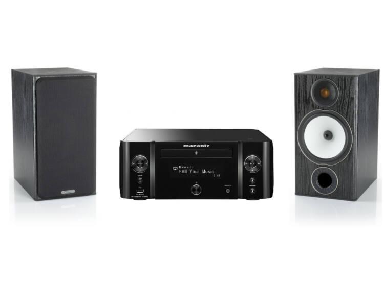 Marantz MCR611 + Monitor Audio Bronze 2