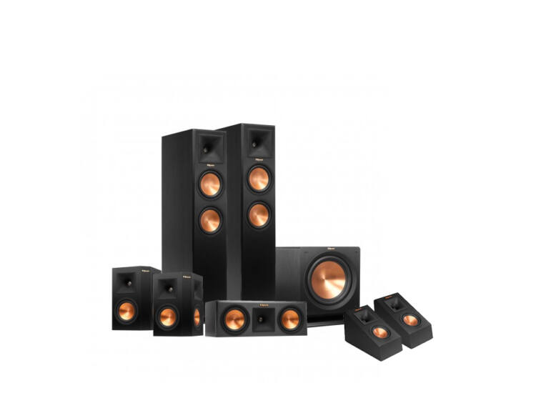 Klipsch RP-260F 5.1.2 Dolby Atmos szett