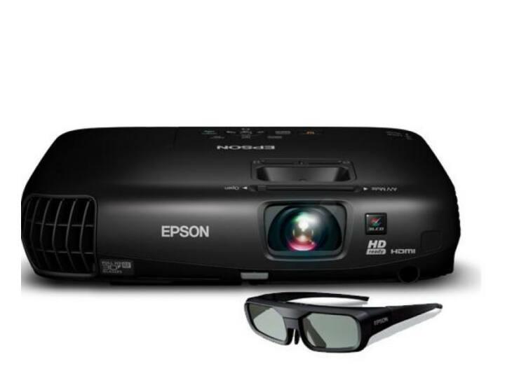 EPSON EH-TW570 HD (720p) 3D házimozi projektor