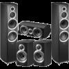 Wharfedale DIAMOND 10.7 5.0 hangsugárzó szett