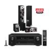 Denon X1300W 7.2 házimozi erősítő + Dali Zensor 5 5.0-ás hangfal szett