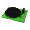 Pro-Ject Debut Carbon DC lemezjátszó /Ortofon OM-R10/ zöld