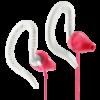Yurbuds Focus 100 for women sport fülhallgató, rózsaszín